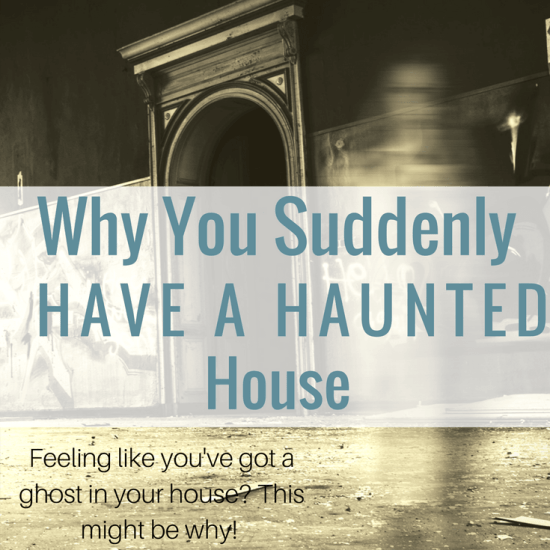 Why You Suddenly Have A Hunted House | Halloween Post