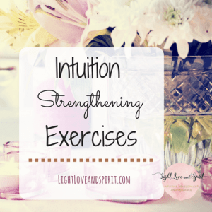 Intuition Strengthening Exercises