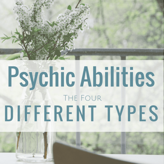 The Different Types Of Psychic Abilities