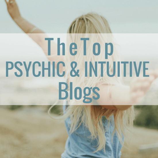 Voted Top 100 Psychic Blogs | Why I started Blogging