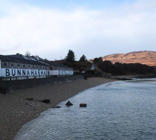 Remote Bunnahabbain