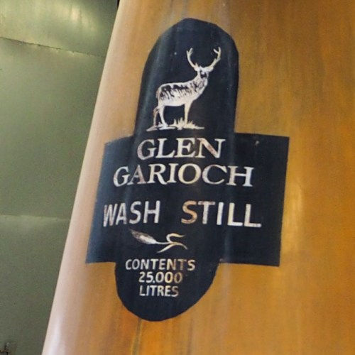 The Deer and Glen Garioch