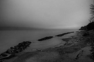 Dawn, Lake Erie
