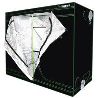 """VIVOSUN 96""""x48""""x80"""" Large Indoor Grow Tent - Light My Green"""
