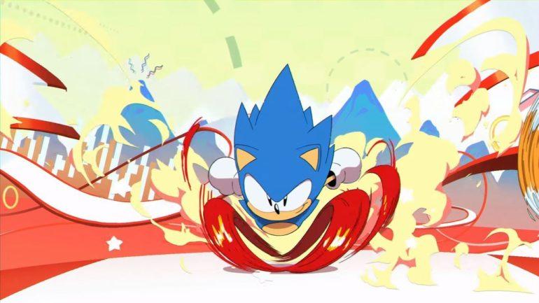 Sonic Mania Plus Fond La Forme Fond La Mode