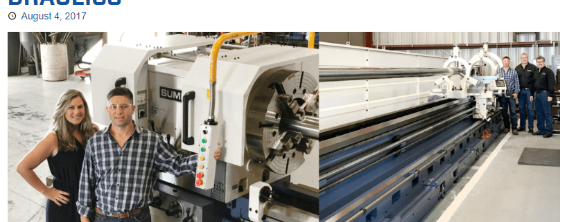Summit Machine Customer Spotlight