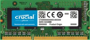 Crucial 8GB DDR3L-1600