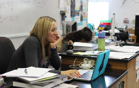 Teachers enjoy their summer break