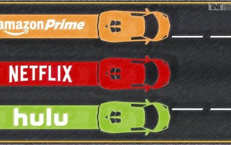 Netflix v. Hulu v. Amazon Prime: Dawn of the Streaming Service
