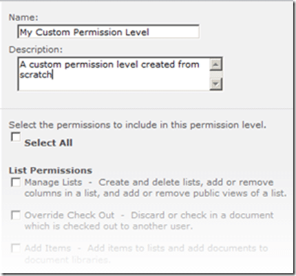 image thumb11 SharePoint 2010 Permissions management Guide