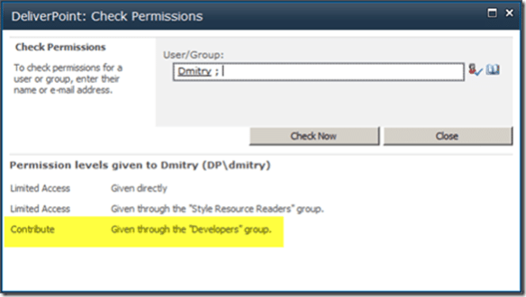 image thumb17 SharePoint 2010 Permissions management Guide
