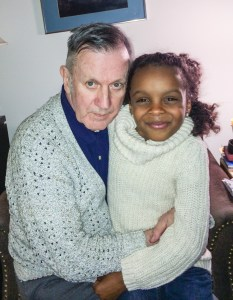 Dad and Z in 2013--I so love these 2 amazing people.