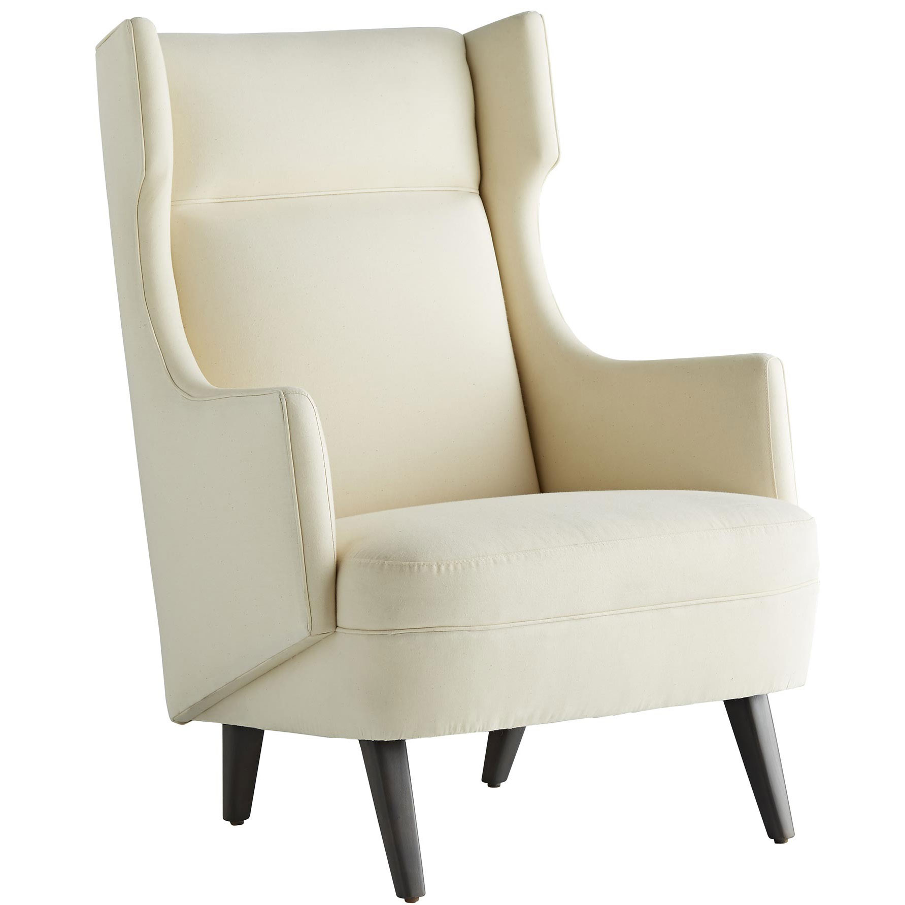 Wing Chair Budelli Wing Chair By Arteriors Home Ah 8092