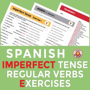 Spanish Imperfect Tense Exercises