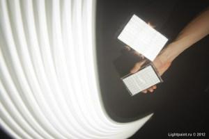 Белая светодиодная матрица