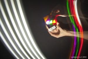 Кластер и цветные фильтры