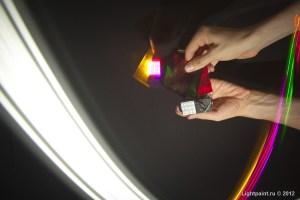 Кластер квадрантный и цветные фильтры