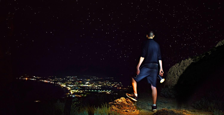 Dmitry Lightpainting Russia Million Stars
