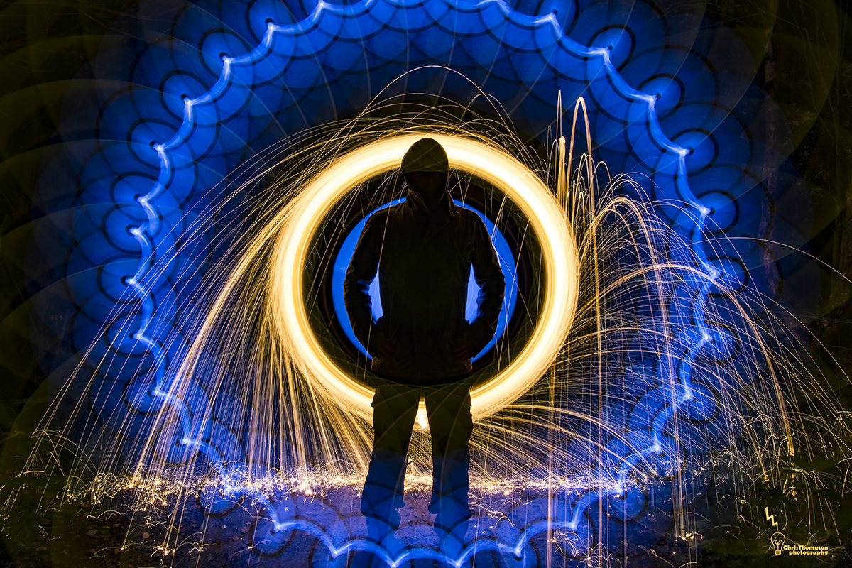 Camera Rotation Light Painting Photography. A Comprehensive How To Guide.