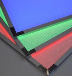 rgb led light guide panel lightpanel usa inc wins industry s prestigious lfi innovation award at lightfair international 2019 [ 6000 x 4000 Pixel ]