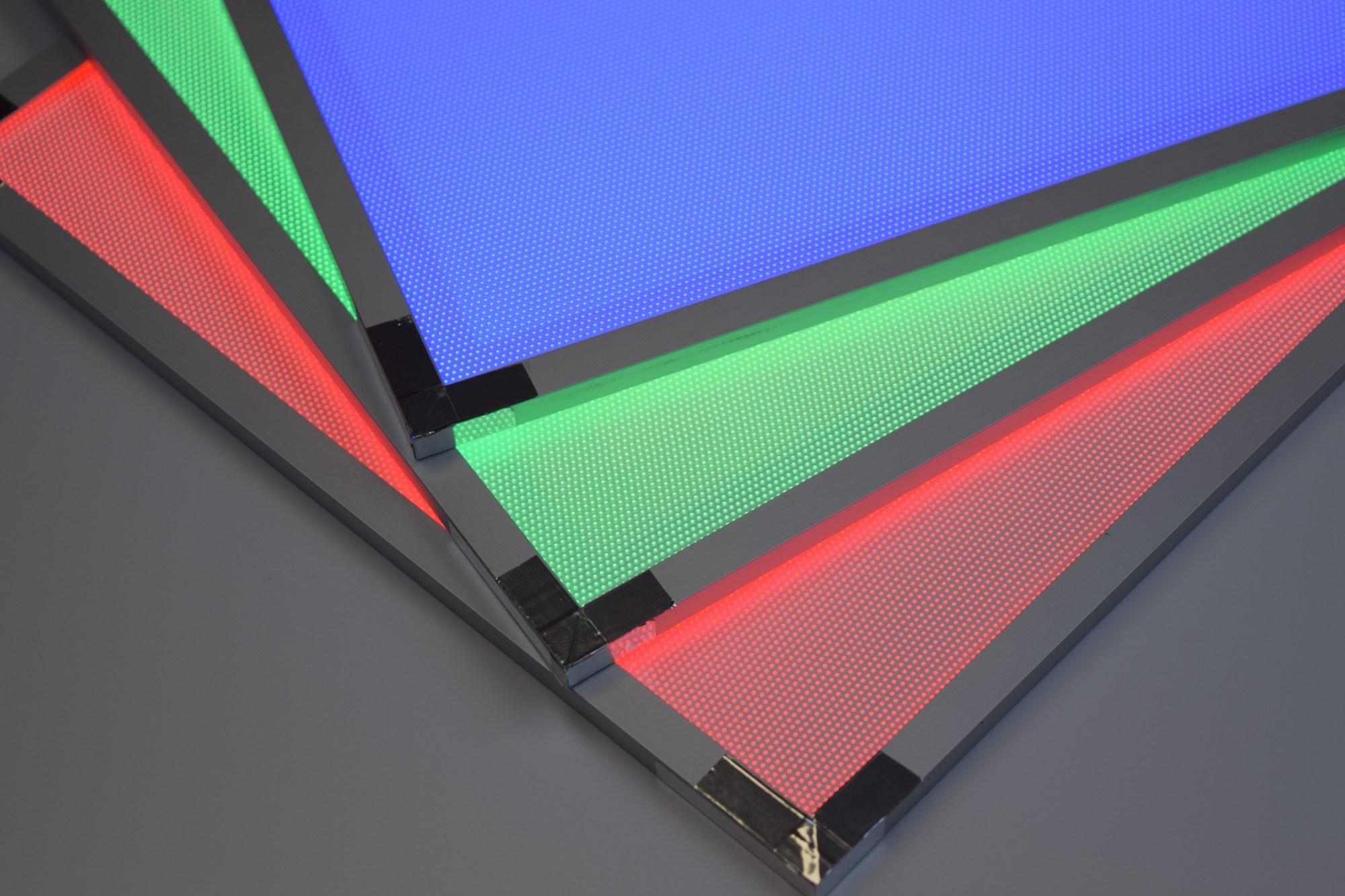 hight resolution of rgb led light guide panel lightpanel usa inc wins industry s prestigious lfi innovation award at lightfair international 2019