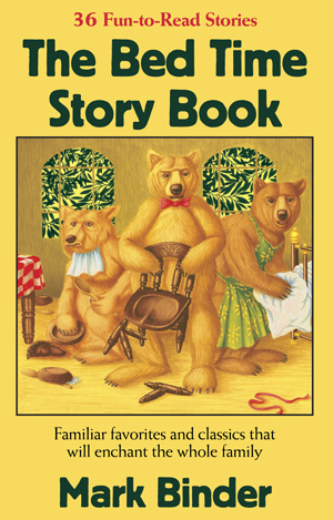 The Bed Time Story Book - EPUB edition