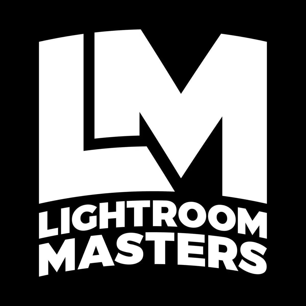 Lightroom Masters Main Logo