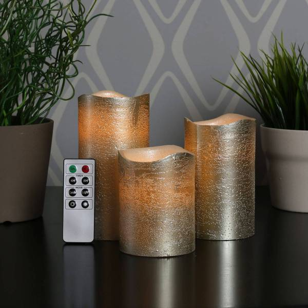 Flameless Candles with Timer