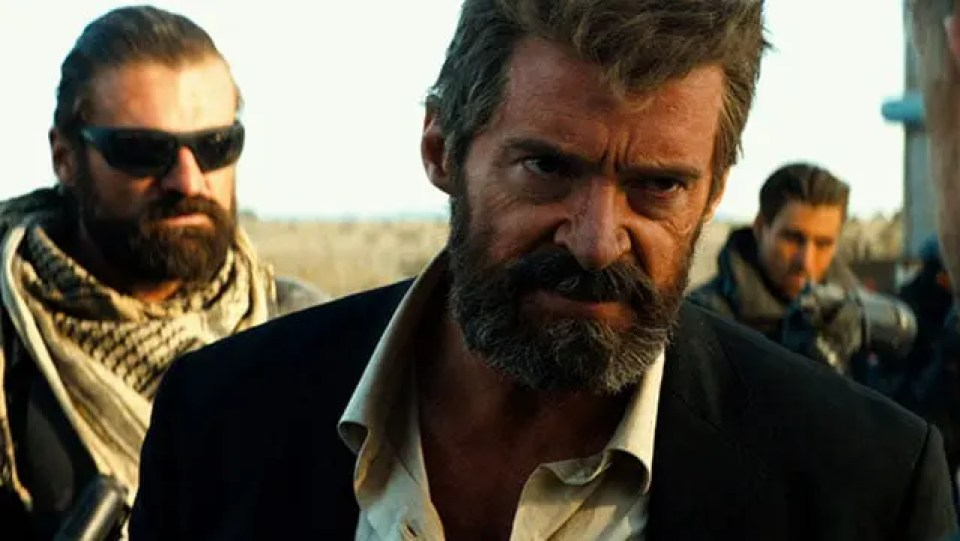 Logan Movie Poster. Film talk and movie review of Logan. The final installment of the Wolverine trilogy in the X-Men franchise. #loganmovie #xmenmovie #moviereview