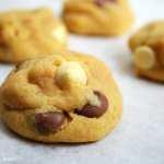 Vanilla Pudding Cookies (Video)