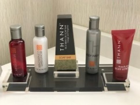 marriott crabtree toiletries