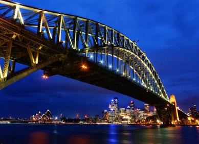 Blue Hour, Sydney