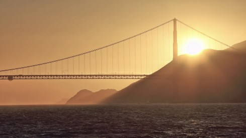 Golden Hour, San Francisco