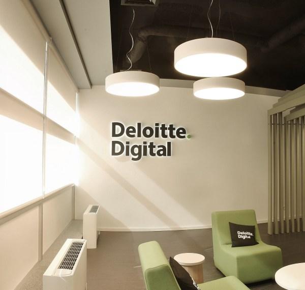 Deloitte Digital office, O'Porto, Portugal
