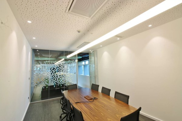 Lisbon's Deloitte Studio Offices