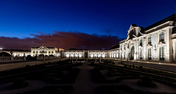 Queluz National Palace – Garden facades