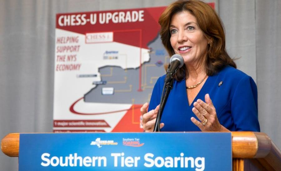 Lt. Gov. Hochul announces $15M from state for CHESS upgrade
