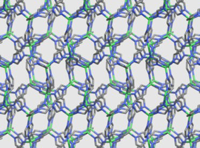 The power of Metal-Organic Frameworks