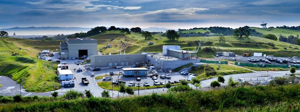 PROFILE LCLS experimental halls, Credit Dawn Harmer - SLAC National Accelerator Laboratory