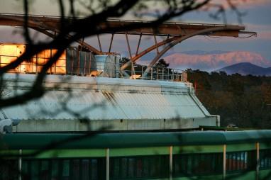 Elettra facility in Trieste (Italy). (Credit: Elettra)