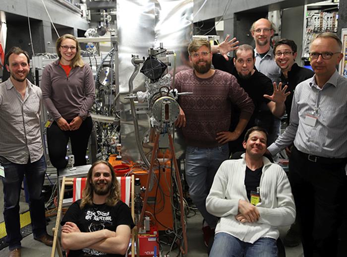 Big science -literally- at ESRF