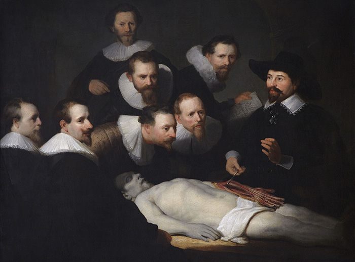 The enigma of Rembrandt's vivid white