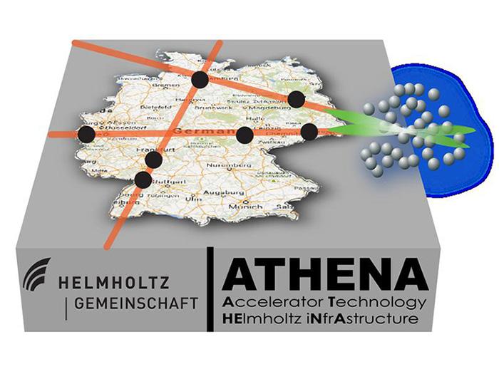 Helmholtz Association supports ATHENA