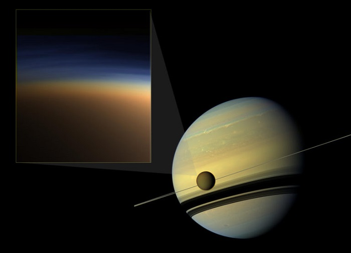 New clues to cut through the mystery of Titan's atmospheric haze