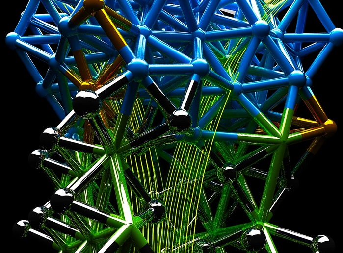 Golden nanoglue completes the wonder material