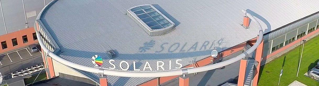 WE13 SOLARIS Slider