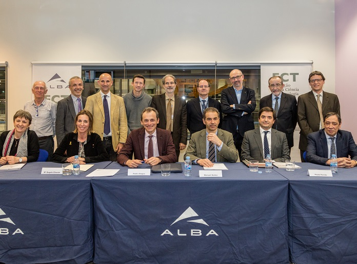 The ALBA synchrotron and Portugal boost their scientific collaboration