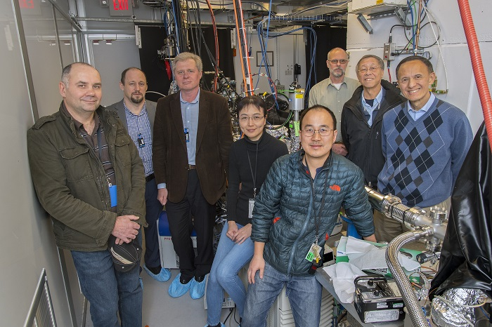 New lens system for brighter, sharper diffraction images