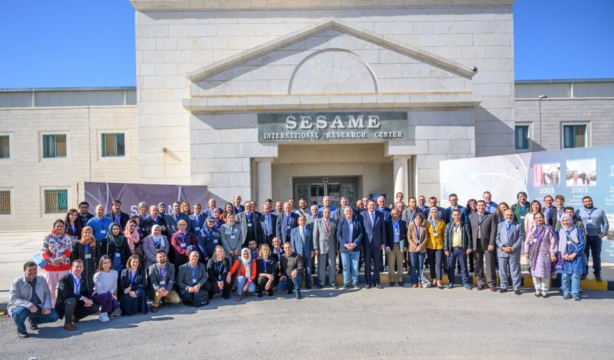 17th Users' Meeting at SESAME and inauguration of the guest house