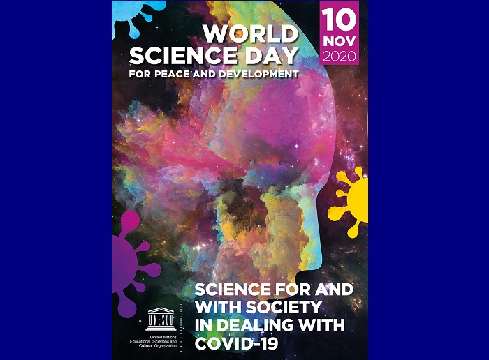 World Science Day spotlight: Collaborating to tackle SARS-CoV-2